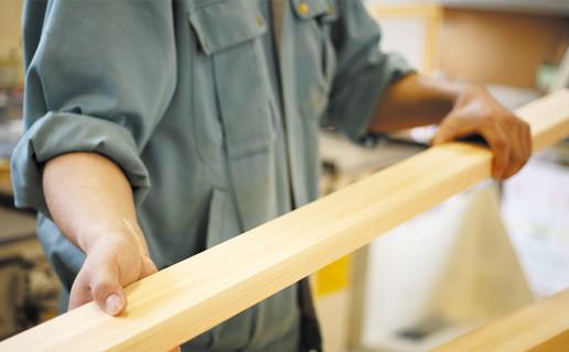 日本で一から手作りしています。