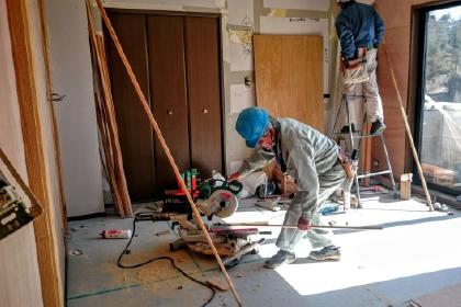 工事の流れ - 工事着工・現場管理