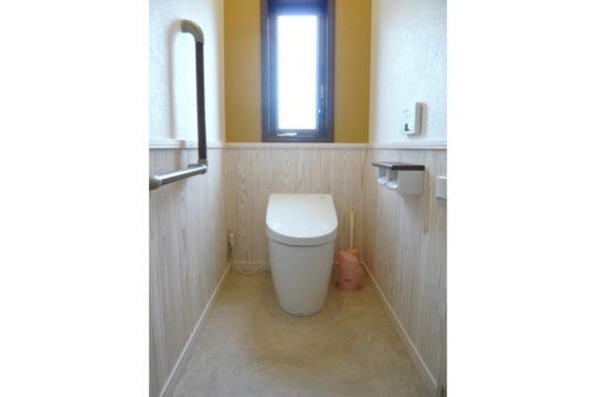 K様邸WC改修工事 見附市